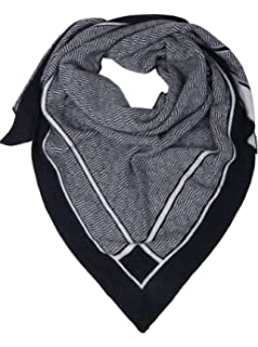 fb8c751e43c2e4 Cashmere Dreams Dreieckstuch mit Kaschmir - Hochwertiger Schal mit Labyrinth  für Damen Jungen und Mädchen -