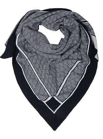 6bd74864b6e1ef Cashmere Dreams Dreieckstuch mit Kaschmir - Hochwertiger Schal mit  Labyrinth für Damen Jungen und Mädchen -