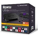 Roku Ultra Streaming Media Player 4K/HD/HDR...