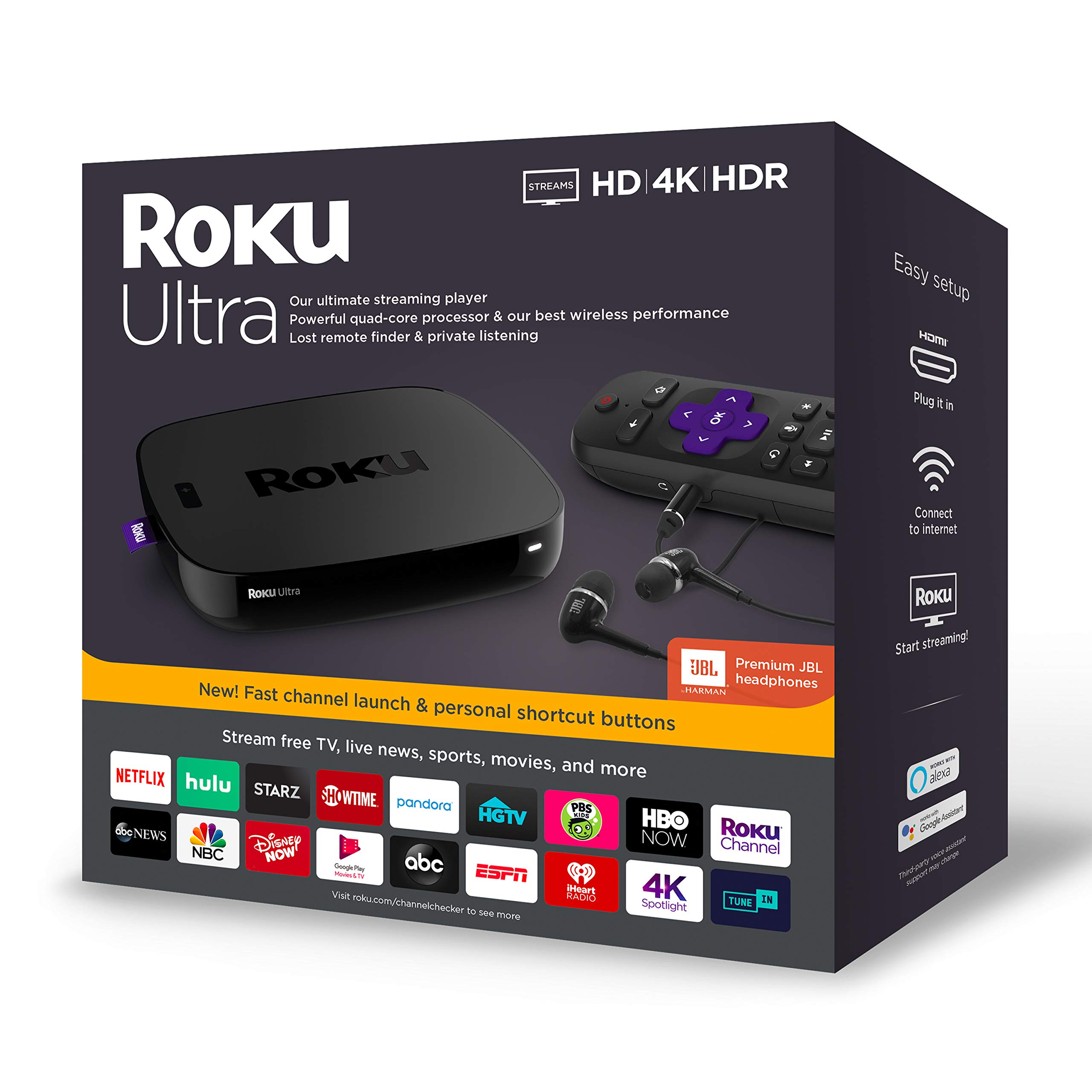 roku-ultra-streaming-media-player-4khdhdr-with-premium-jbl-headphones-2019