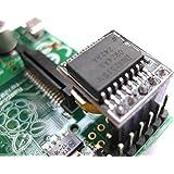Raspberry Pi RTCモジュール I2C接続 DS3231使用 超高精度RTCモジュール