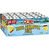 Dole® 100% Pineapple Juice - 24 Cans - 8.4 Oz. Each