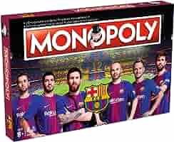 Eleven Force Monopoly F.C. Barcelona 40x26 - + 8años: Amazon.es: Juguetes y juegos