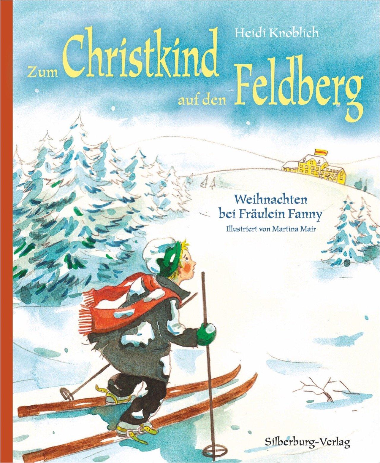 Christkind Bilder Weihnachten.Zum Christkind Auf Den Feldberg Weihnachten Bei Fräulein Fanny