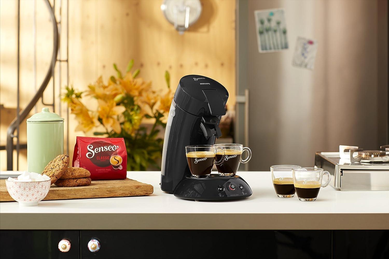 Philips Cafetera Senseo New Original, Elección de crema Plus ...