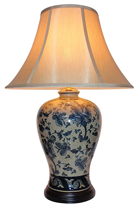 Uks largest range of porcelain lamps large oriental ceramic table uks largest range of porcelain lamps large oriental ceramic table lamp m3959 mozeypictures Image collections