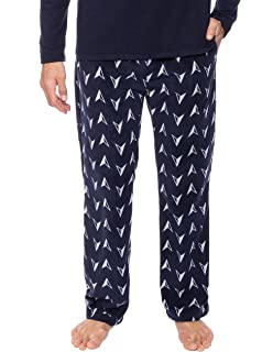 ac6737a62a243 New Balance Men's Micro - Fleece Pajama Lounge Sleep Pants at Amazon ...