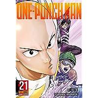 One-punch Man Vol. 21