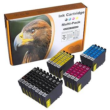 20 XL compatibles. Cartuchos de impresoras para Epson Expression ...