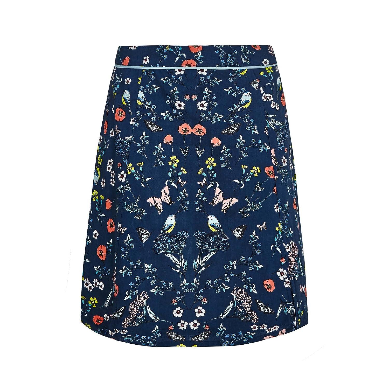 Free Shipping Best Sale Womens Mirrored Poppy Cotton Skirt Yumi Best Prices Cheap Price s29NZbKC