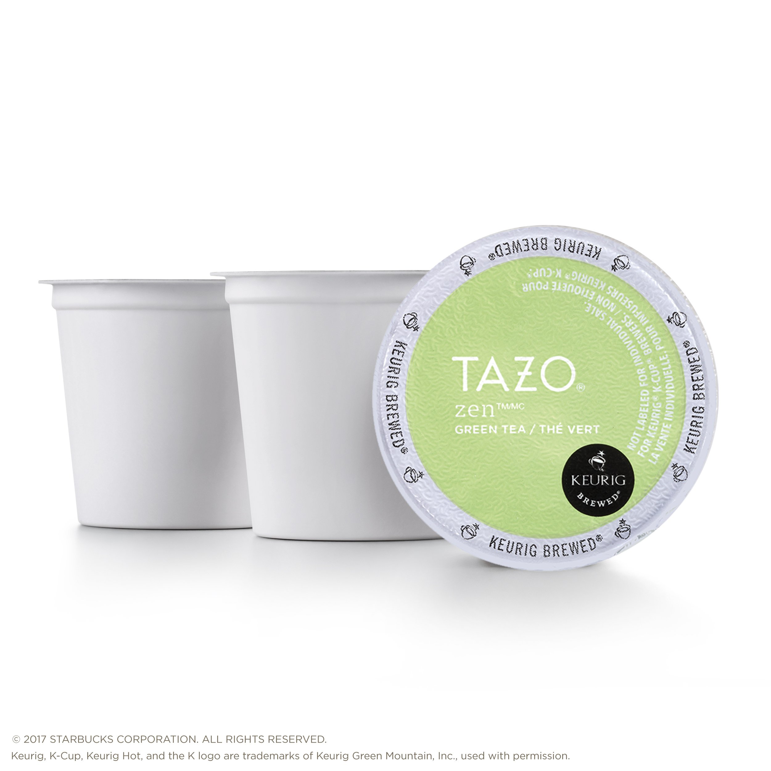 Tazo Zen Green Tea K-Cup, 10 ct (Pack of 6) by TAZO (Image #6)