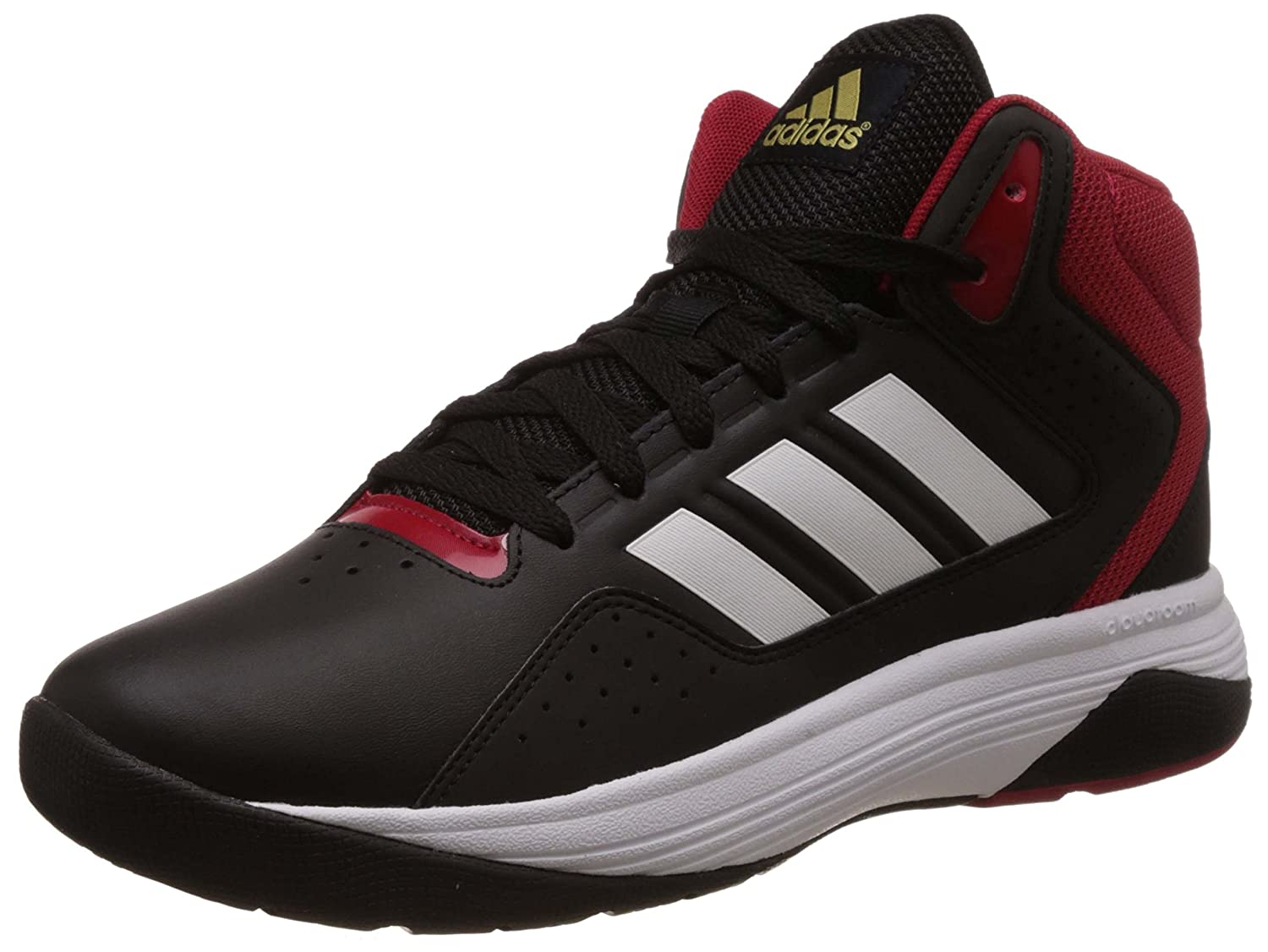 adidas neo Men's Cloudfoam Ilation Mid Basketball Shoes: Buy Online at Low  Prices in India - Amazon.in