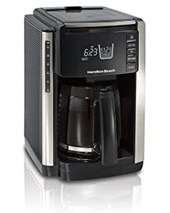 Hamilton Beach 45300 Programmable Coffee Maker 11.97 x 8.66 x 13.31 in Trucount