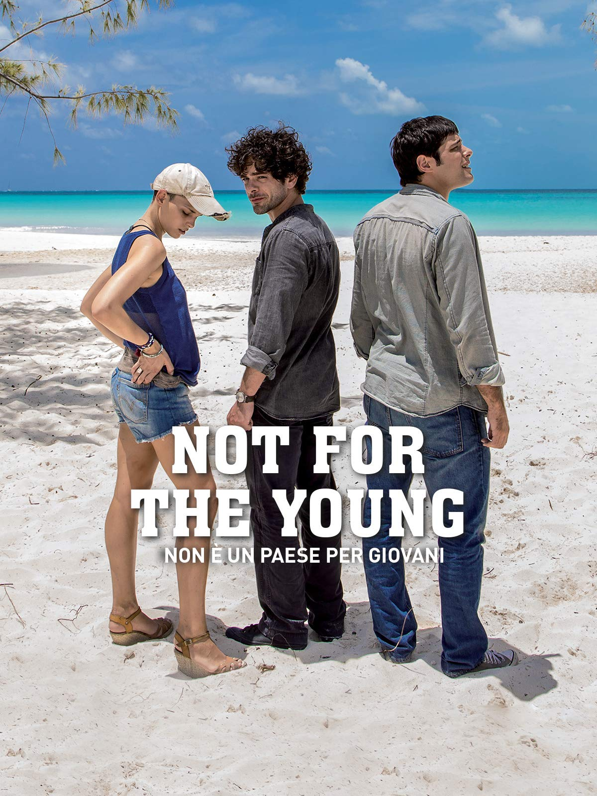 Not for the Young - Non è un paese per giovani on Amazon Prime Video UK