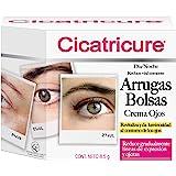 Cicatricure CREMA OJOS, Arrugas y Bolsas, estimula la formación de colágeno, tarro 8.5 g