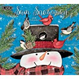 Sam Snowman 2018 Calendar: Includes Downloadable Wallpaper