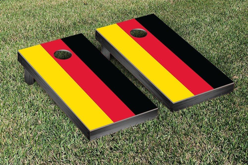 German Flag Cornhole Bean Bag Toss Game