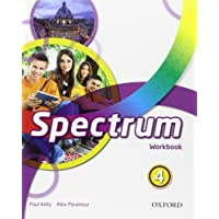 Spectrum 4. Workbook - 9780194852616