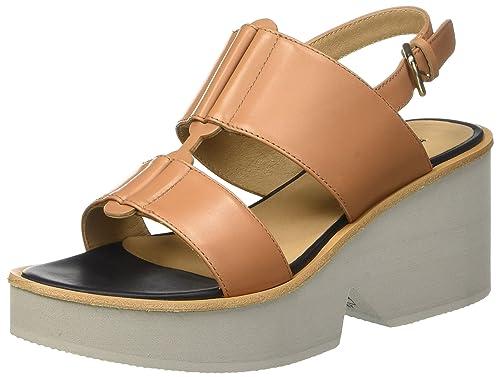 Fratelli Rossetti Mujer 75256 Zapatos de tacón Marrón Size