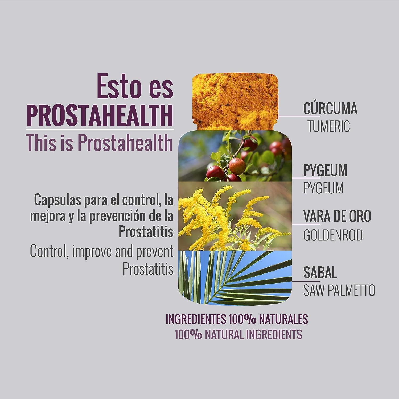 tipos de precios del aceite de prostatitis