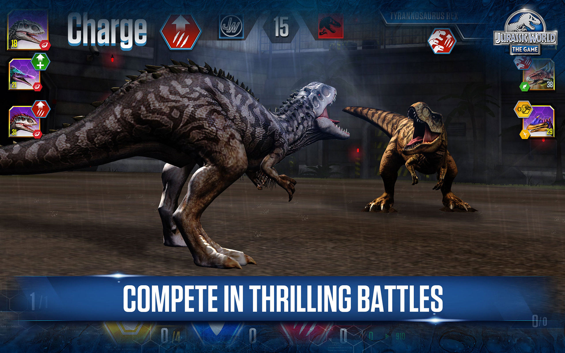 ab4543344 Amazon.com: Jurassic World™: The Game: Appstore for Android