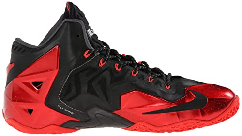 huge discount ddf77 226fd Nike LeBron XI - Men's Sneakers In Court Puple/Silver (616175-500)