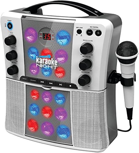Karaoke Night KN200 CD+G Karaoke System