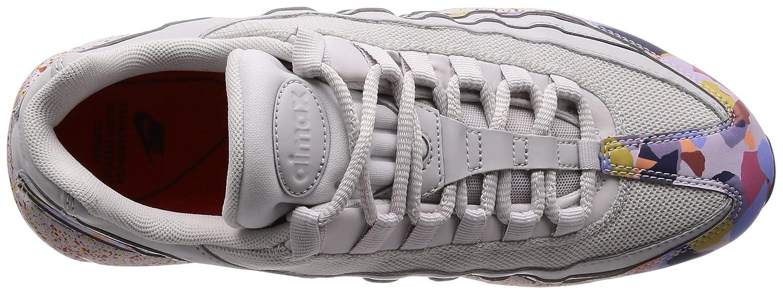 wholesale dealer 0bf2f f3282 Nike Schuhe Frau Turnschuhe AIR MAX 95 in grauem Stoff 918413-004  Amazon.de Schuhe  Handtaschen