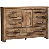 Signature Design by Ashley Blaneville Dresser, Brown