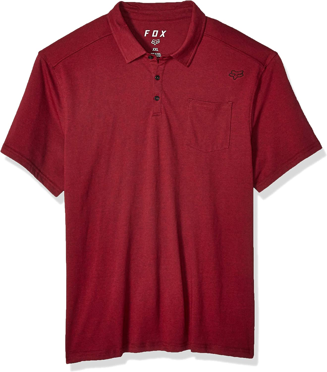 Fox Racing Polo Legacy Polo Shirt GT XL: Amazon.es: Ropa y accesorios