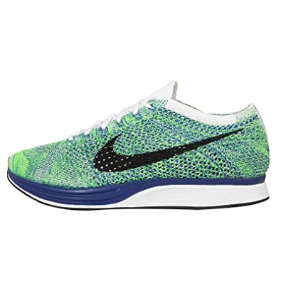 e016d1f23633 Image Unavailable. Image not available for. Color  Nike Mens Flyknit Racer  ...