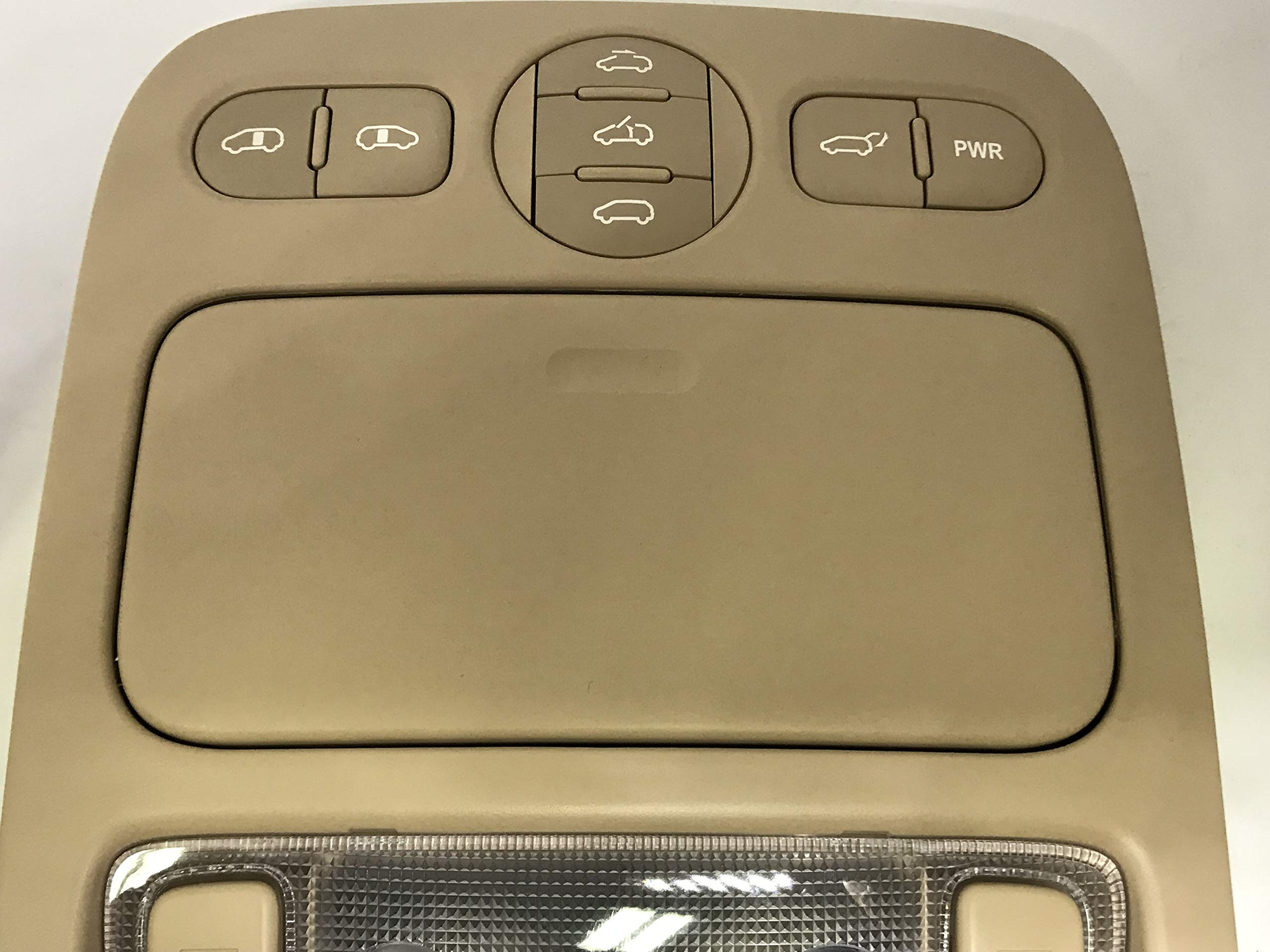 928214D100TW Overhead Console Map Lamp Beige for 2006 2014 Kia Sedona Carnival by Automotiveapple (Image #5)