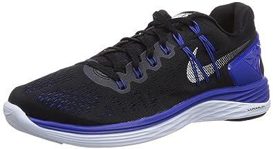 sale retailer 7ff36 f9908 NIKE Lunareclipse 5, Men s Training Shoes, Black (Black White-Lyon Blue