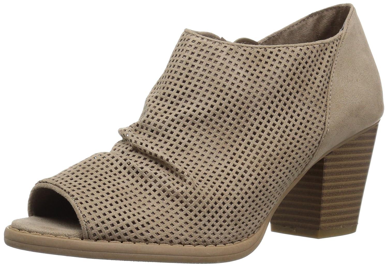 MIA Amore Women's Portia Ankle Boot B074NZJMPY 10 B(M) US|Stone