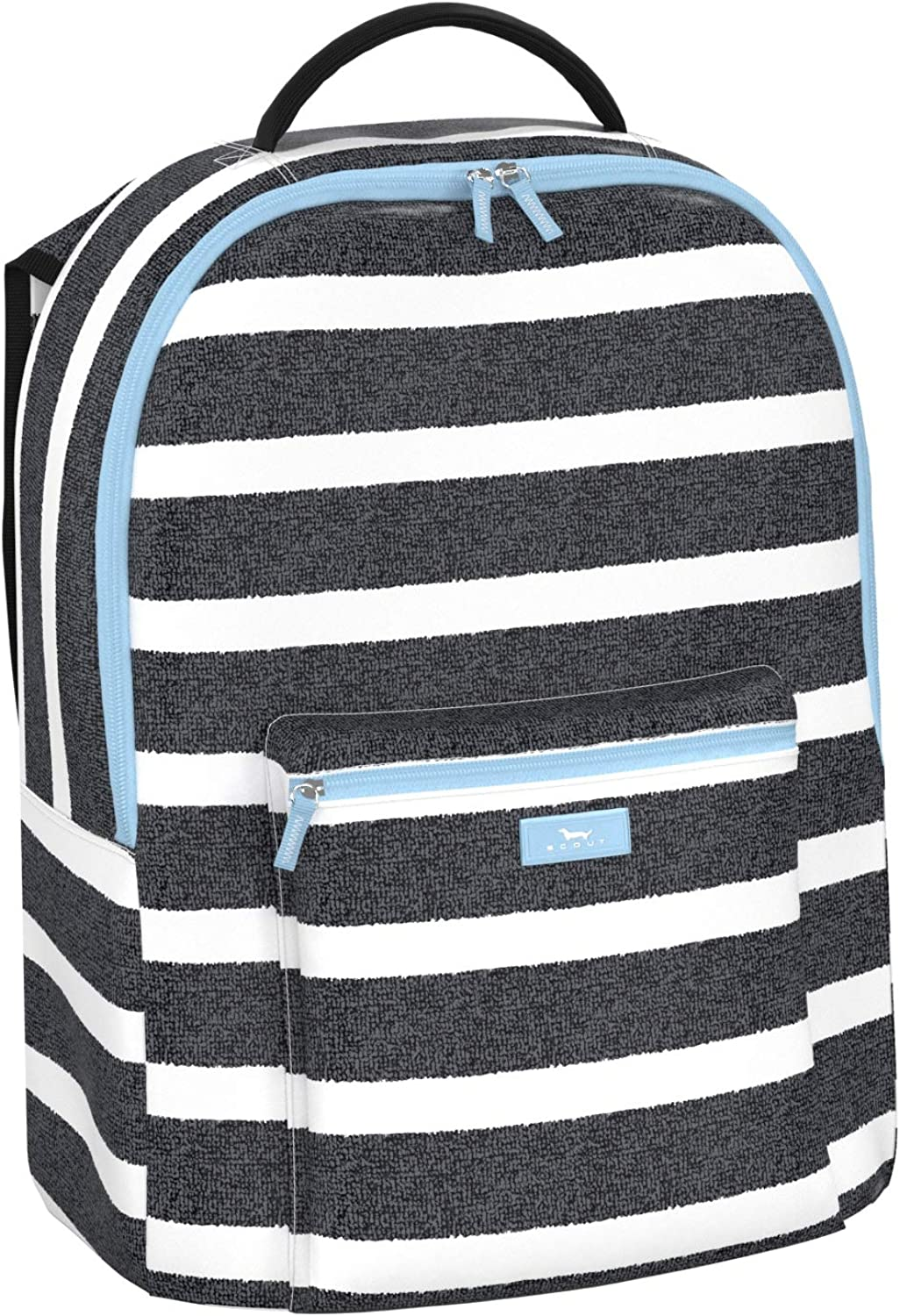 SCOUT Pack Leader, School Backpack with Laptop Sleeve, Zipper, and Padded Straps