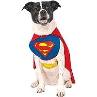DC Comics Pet Costume, Superman, Large