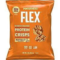 Deals on 20-Count Popcorners Flex Protein Crisps 1 Oz Buffalo