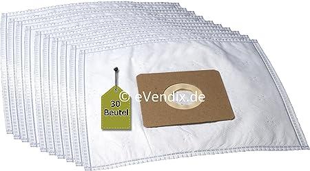 Bolsa para aspiradora compatible con Nilfisk Coupe Neo | 2 capas eVendix Bolsa de mcvac® (similar a original de bolsa tipo: 223 809 00, 223 809 01) 30 bolsas de basura: Amazon.es: Hogar