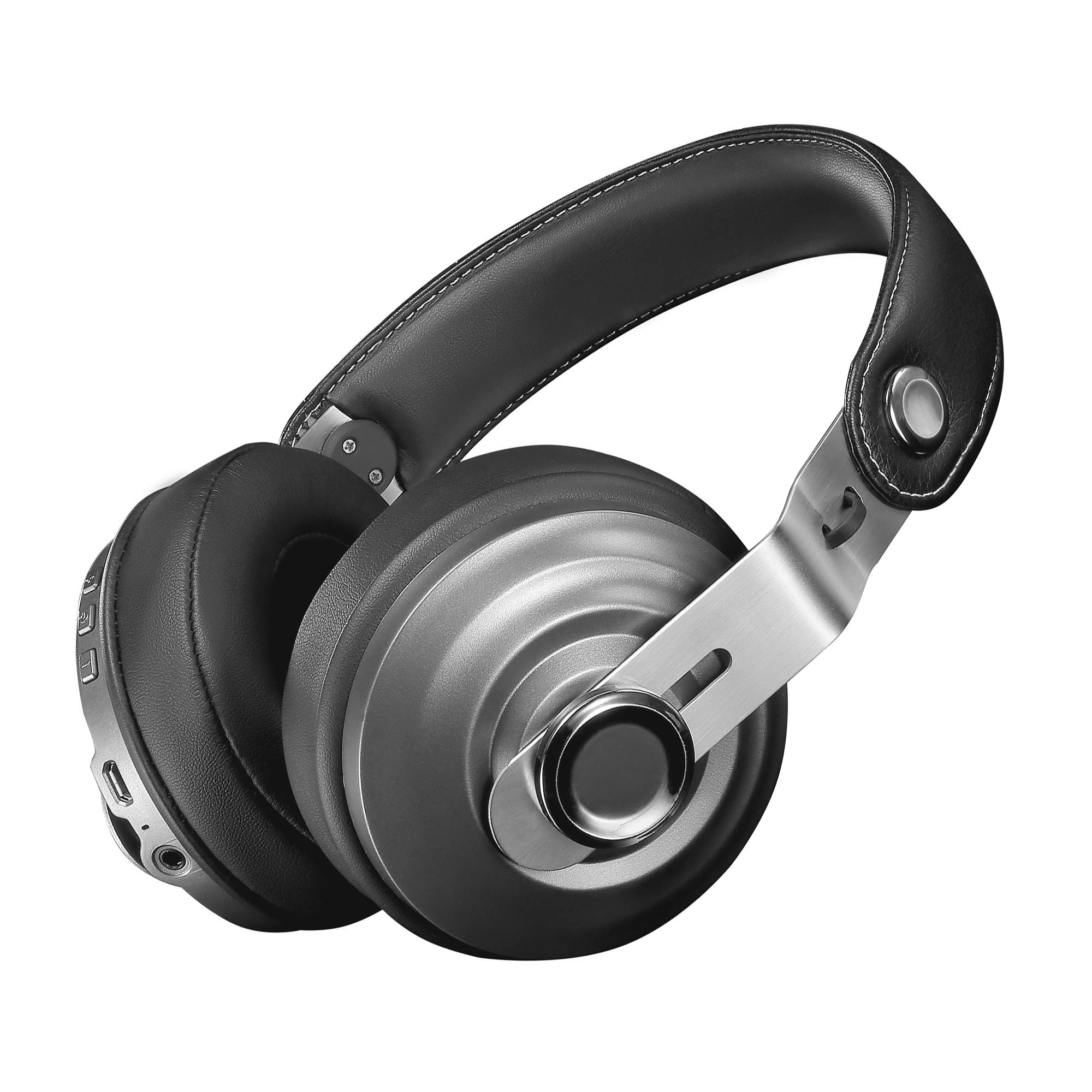 Betron HD800 Bluetooth Over Ear Headphones, Wireless, High Performance Bass Driven Stereo Sound, 50mm Drivers, with Microphone