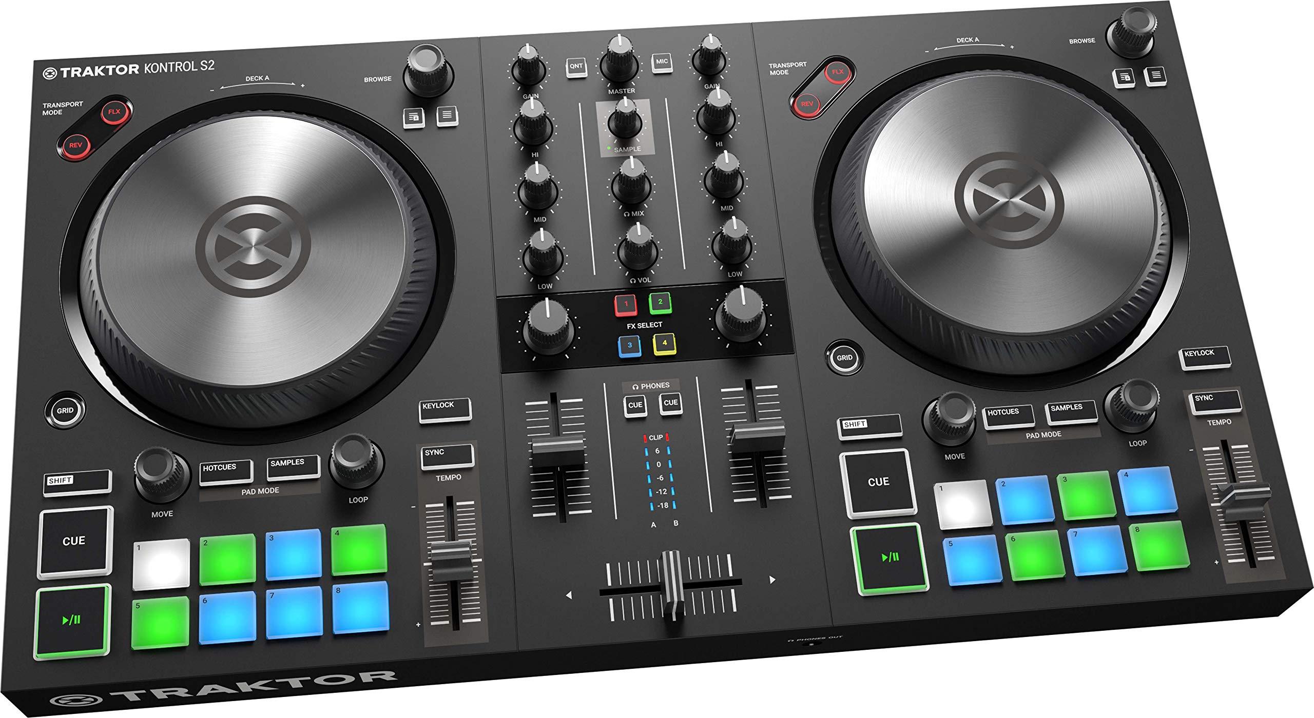 Native Instruments Traktor Kontrol S2 Mk3 DJ Controller by Native Instruments (Image #10)