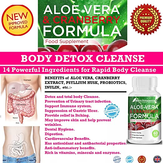 2 opinioni per #1 Rapid Body DETOX & COLON CLEANSE For Women and Men.★ With 14 Powerful