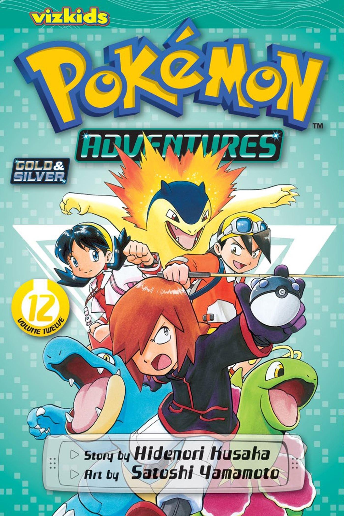 Pok%C3%A9mon Adventures Vol 12 Pokemon product image