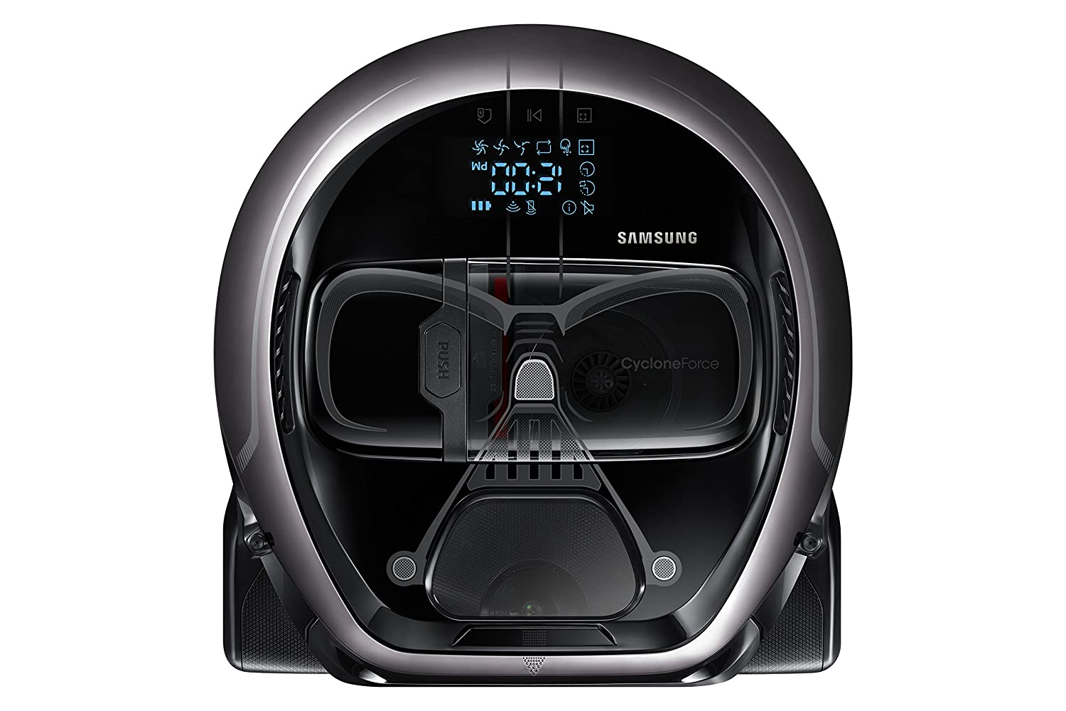 Samsung POWERbot Star Wars Darth Vader Robot Vacuum Cleaner