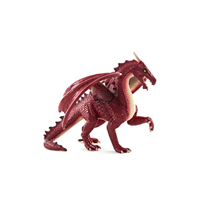 MOJO Red Dragon Toy Figure: Toys & Games