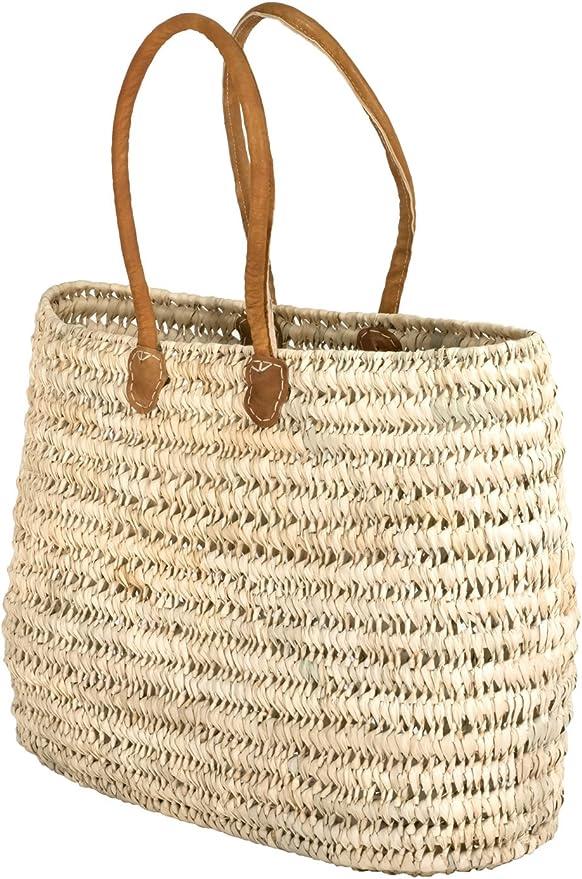 Straw bag \u2022 no lining \u2022 shoulder straw bag \u2022 seagrass bag \u2022 boho bag \u2022 straw purse \u2022 natural straw bag \u2022 natural color \u2022 PU leather strap
