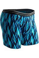 ExOfficio Men's Sol Cool Print Boxer Briefs