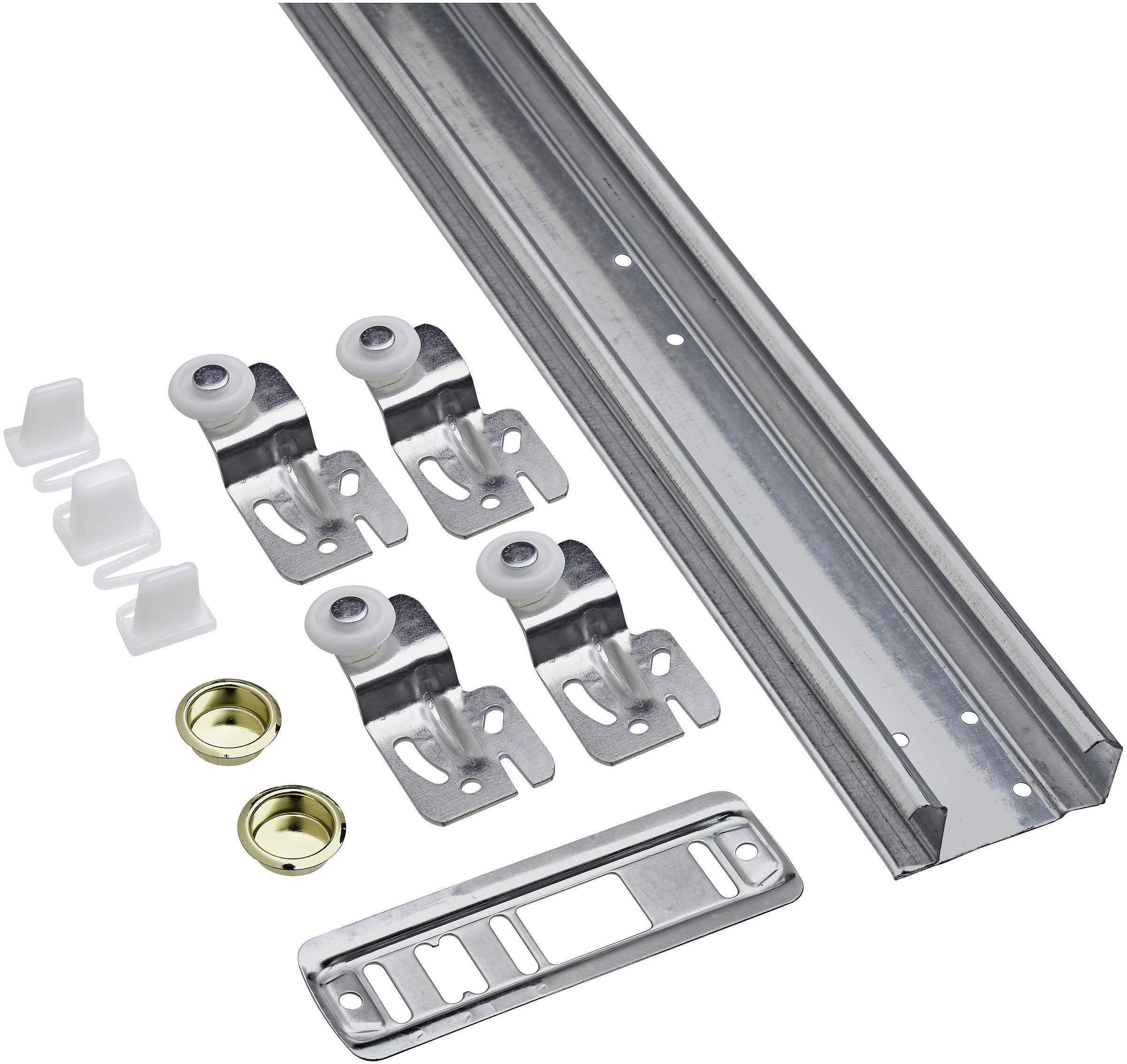 Stanley Hardware S403-006001 BPC60 Bypass Door Set - Steel Track
