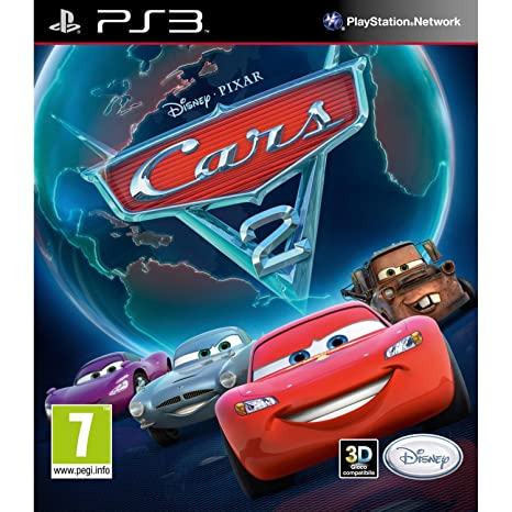 Buy Cars 2 Ps3 Online At Low Prices In India Disney Video Games