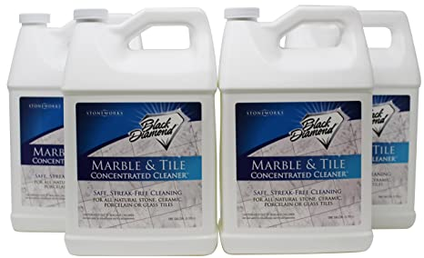 Amazon black diamond marble tile floor cleaner great for amazon black diamond marble tile floor cleaner great for ceramic porcelain granite natural stone vinyl linoleum no rinse concentrate quart tyukafo