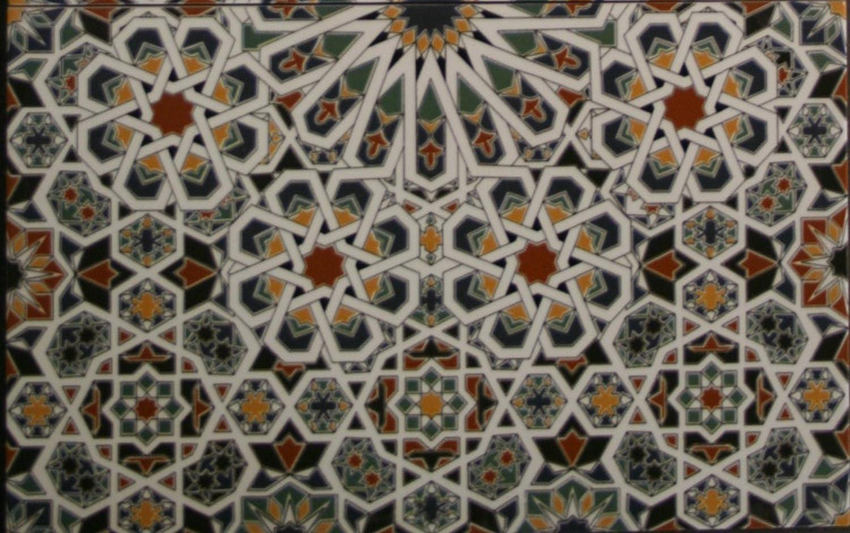 3 Keramikfliesen Granada 706 - Fliesenbild Wandfliesen ...